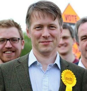 Aidan Van de Wyer - Liberal Democrats - Central Suffolk & North Ipswich