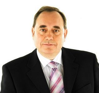 Alex Salmond - SNP - Gordon