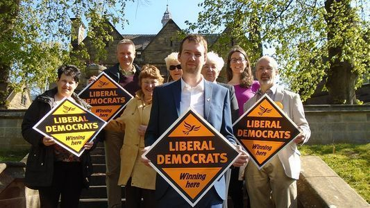 Andrew Hollyer - Liberal Democrats - Derbyshire Dales