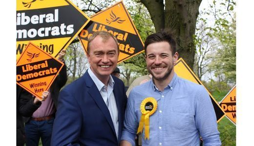 Charles Lawley - Liberal Democrats - High Peak