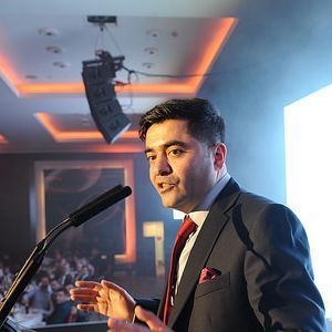 Ibrahim Dogus - The Labour Party - Cities of London & Westminster