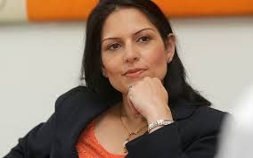 Priti Patel - The Conservative Party - Witham