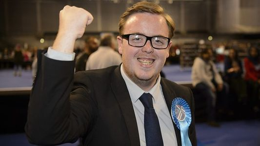 Thomas Kerr - The Conservative Party - Glasgow East
