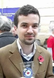 Toby Brampton - The Labour Party - Reigate
