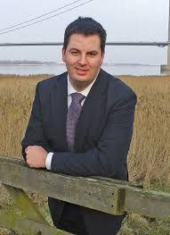 Andrew Percy - The Conservative Party - Brigg & Goole