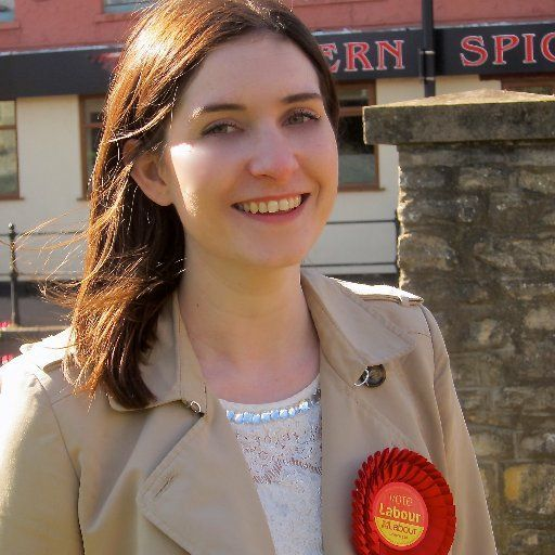 Beth Miller - The Labour Party - Corby