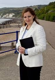Caroline Ansell - The Conservative Party - Eastbourne