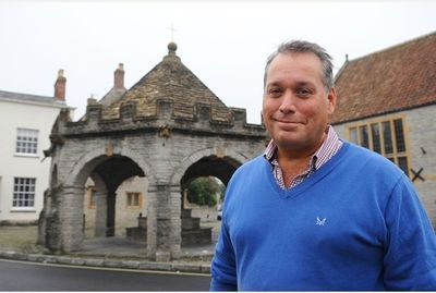 David Warburton - The Conservative Party - Somerton & Frome