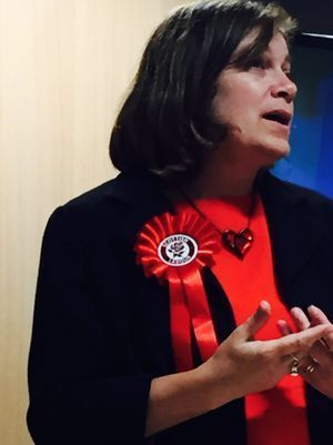 Helen McFarlane - The Labour Party - Airdrie & Shotts