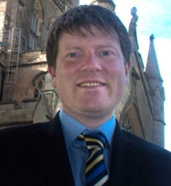 James Calder - Liberal Democrats - Dunfermline & West Fife