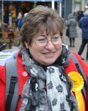 Loraine Birchall - Liberal Democrats - Barrow & Furness