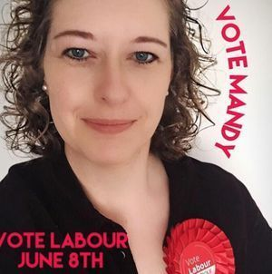 Mandy Garford - The Labour Party - Gravesham