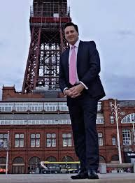 Peter Anthony - The Conservative Party - Blackpool South