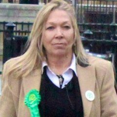 Tina Rothery - Green - Fylde