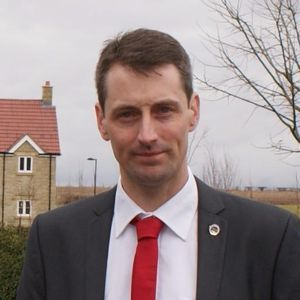 Tom Corbin - The Labour Party - Salisbury